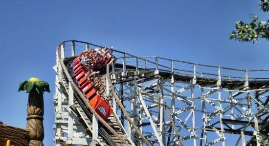 The rollercoaster ride of entrepreneurship